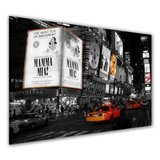 Tablou canvas decor peisaj urban taxi
